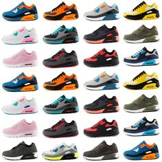 Herren/&Damen Sportschuhe Turnschuhe Sneaker Schnür Laufschuhe Freizeit Gr:36-45
