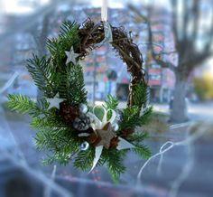 Weihnachtskränze - handgefertigt