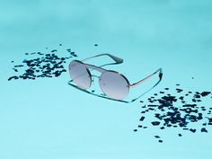 Modern elegance that can keep up with you. Refine your look with these Prada frames today. Women's Sunglasses, Mirrored Sunglasses, Dope Fashion, Fashion Trends, Sunglass Hut, Prada, Frames, Let It Be, Modern