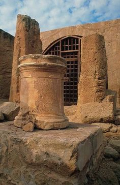 Tomb of the Kings, Paphos, Cyprus Ancient Buildings, Ancient Architecture, South Cyprus, Cyprus Island, Turkey Country, Paphos, Island Nations, Ancient China, Greek Islands