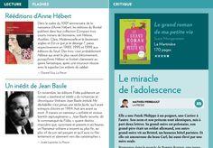«Le grand roman de ma petite vie» - La Presse+