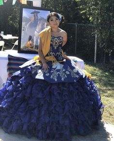 Mariachi Quinceanera Dress, Mexican Quinceanera Dresses, Xv Dresses, Ball Gown Dresses, Prom Dresses, Quince Dresses Mexican, Charro Dresses, Vestido Charro, Champagne Homecoming Dresses