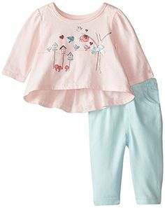 The Children's Place Baby-Girls Infant Long Sleeve Jegging Set, Petal, 12-18 Months The Children's Place http://www.amazon.com/dp/B00V4DLZQA/ref=cm_sw_r_pi_dp_Ndu5vb0N8AB6K