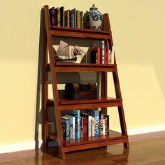 ladder shelf | Shop > Cabinets & Storage > Bookcases                                                                                                                                                     Plus
