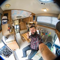solo van life is not always fun but the mods are getting done by shelbyandsimon