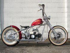Old School Choppers | Bobber Forever: October 2012