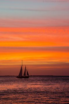 Mallory Square Sunset by satosphere, via Flickr; Key West, Florida