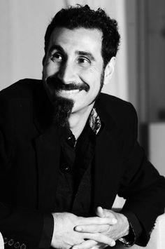 Serj Tankian a very handsome man