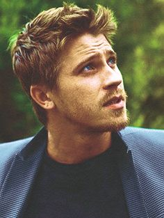Garrett Hedlund. He is an amazing actor.