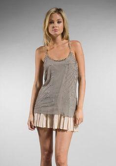 Free People Alyssa Beaded starburst dress $188 at revolve .com size 6