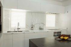 Darlinghurst Apartment - contemporary - kitchen - sydney - Brooke Aitken Design
