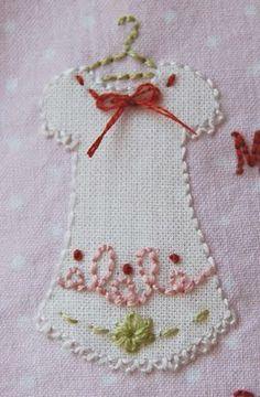 so september: sweet little dress for a sweet little girl