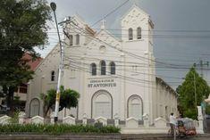 Gereja Santo Antonius Purbayan, Gereja Katolik Pertama di Kota Solo