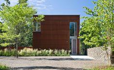 Dutchess County Contemporary Barn - industrial - Exterior - New York - Wagner Hodgson