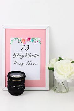 73 Blog photography props you will already own at www.throughthemirror.co.uk
