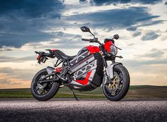 Victory Motorcycles Empulse TT Electric Motorcycle