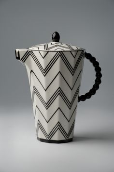Porcelain Coffee Pot