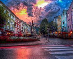 City Kufstein Austria