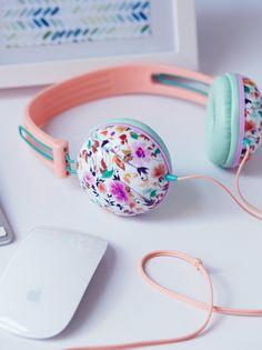 Noise Isolating Printed Headphones
