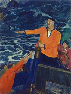 El marinero vasco Shanti Andia Zubiaurre