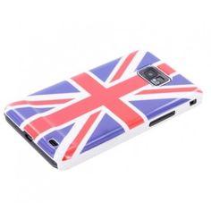 Mobiparts Hardcase UK vlag voor Samsung i9100 Galaxy S2