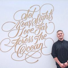 Lettering & Calligraphy Inspiration | #1089