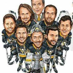 Illustrated champions!