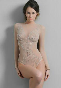 Sparkling bodysuit