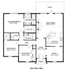 Style Homes Floor Plans On Louisiana House Plans Small Cottage