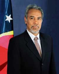 Xanana Gusmao, Prime Minister and Freedom Fighter