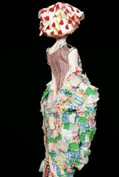 Thom Browne, Peplum Dress, Textiles, Face, Photography, Inspiration, Dresses, Fashion, Biblical Inspiration