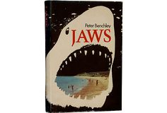Jaws, Benchley, Peter. 1974 edition.
