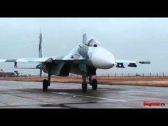 Полеты Су-27 с аэропорта Бельбек (ВИДЕО)–Лента новостей Крыма - Новости сегодня.–