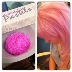 #Pink by Kelly Phelps #lussohairstudio #bright #bold #haircolor #pravana #pastels #hair