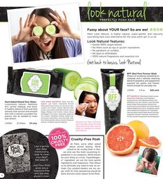 PAGE-06 Come meet your new look naturally! Get these great products and others at perfectlyposh.us/4694