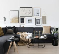 Creating a Cosy Living Room with Marks & Spencer