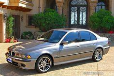 I had a 2001 BMW 540i with the M Sport Package....six-speed manual...fun, fun, fun