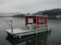 St. Albans Fire Department Water Rescue Boat