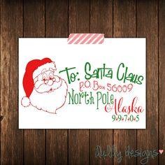 SantaS Address  Santa Claus Letters    Santa