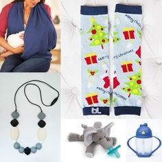 Baby Bump Bundle - offering gifts for expecting moms, new moms, and baby: 2015 Cyber Monday Specials – A Discount & Free Gift! You pick one - from a wubbanub, sippycup, necklace, leggings, or nursing scarf! A few of our favorites, for free!