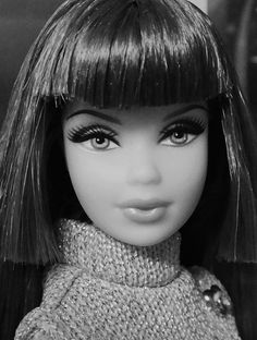 Barbie Basics Steffie Vintage Look by possiblezen, via Flickr