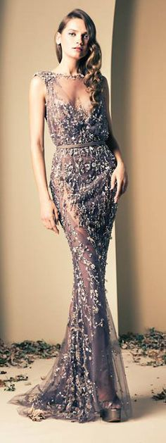 ziad nakad haute couture dress: this is gorgeous