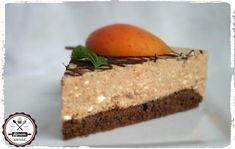 Sárgabarackos túrótorta   HahoPihe Konyhája - Receptneked.hu Cheesecake, Desserts, Food, Tailgate Desserts, Deserts, Cheesecakes, Essen, Postres, Meals