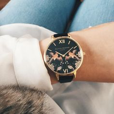 Designer Jane, is loving our new Friendship Birds Watch! New Friendship, Olivia Burton, Friends Forever, Leather Case, Michael Kors Watch, Gold Watch, Jewelry Accessories, Jewelry Making, Bags