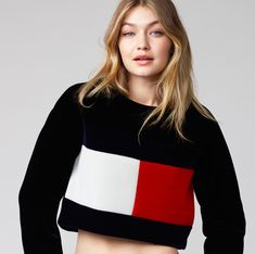 God Save the Queen and all: Tommy Hilfiger x Gigi Hadid #tommyhilfiger #gigihadid #capsule
