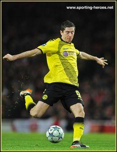 Borussia Dortmund Robert LEWANDOWSKI