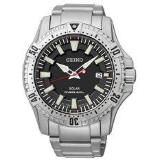 [diver] Relógio Seiko Prospex Solar Diver 200m - R$ 615 a vista