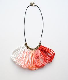 Ombre Rope Jewelry