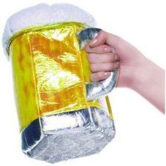 Beer Purse - 189503 | trendyhalloween.com #oktoberfest #beerbag #beer