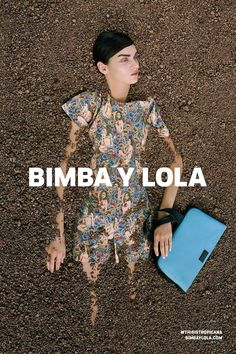 BIMBA Y LOLA CAMPAIGN SS15 by Synchrodogs